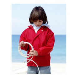 SV COLLEGE JACKE FRUIT OF THE LOOM KIDS ROT 152