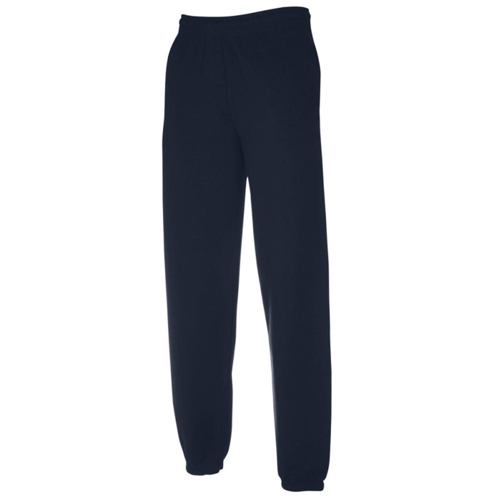 herren mann jogginghose sporthose freizeithose hose fruit of the loom elast bund hosen shorts. Black Bedroom Furniture Sets. Home Design Ideas