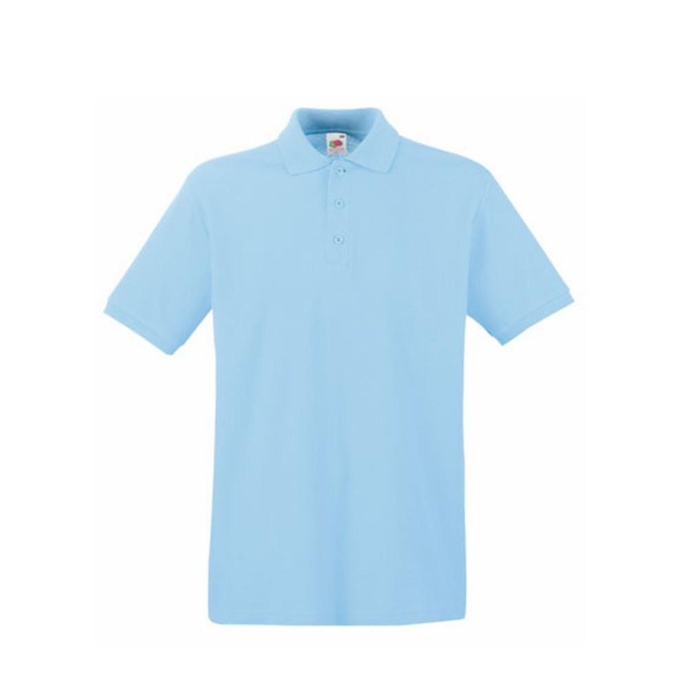 eec79bc38b3e Premium Poloshirt Polo Fruit of the loom Polohemd Shirt S M L XL XXL 3XL ...