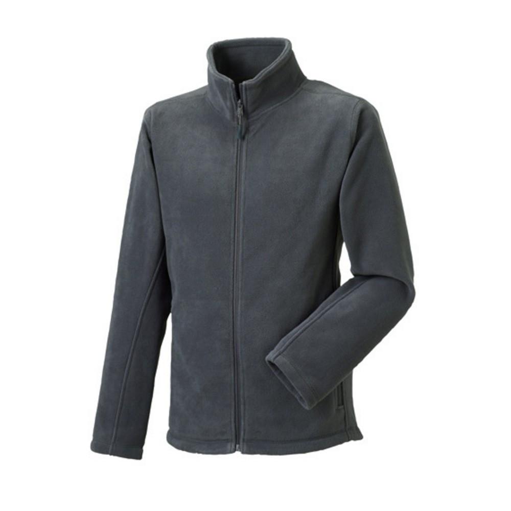 herren mann sweatjacke fleece sweat jacke outdoor full zip russel jerzees 3xl4xl gr ssen ab 3xl. Black Bedroom Furniture Sets. Home Design Ideas