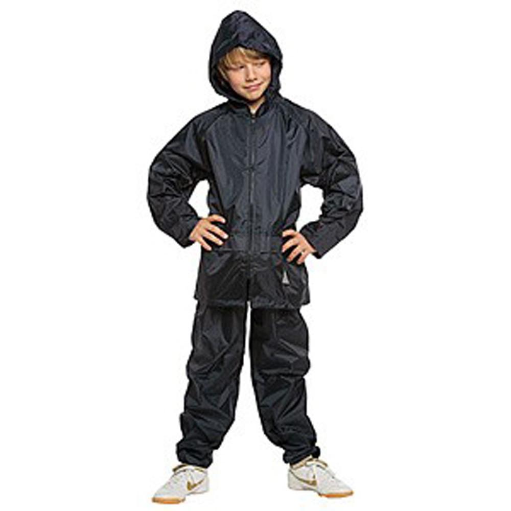 result kinder regenanzug kind junior regenjacke regenhose hose jacke matschanzug ebay. Black Bedroom Furniture Sets. Home Design Ideas