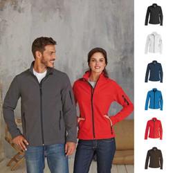 Kariban Damen Softshell Soft Shell Jacket Jacke Wasserdicht Atmungsaktiv S-4XL