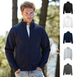Herren Sweatshirt Sweat Sweat-Jacke Fruit of the loom Premium Sweatjacke 70/30