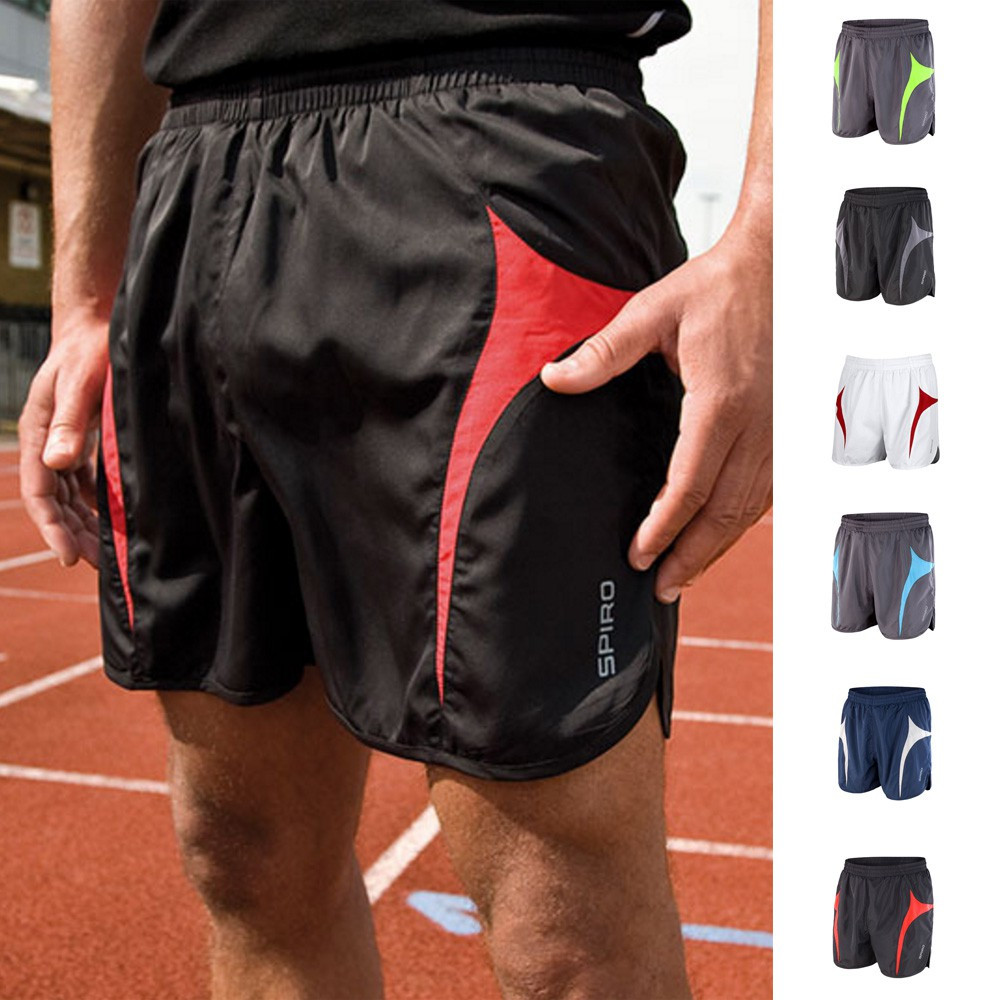 spiro result herren mann kurze hose sporthose shorts running sport micro lite hosen shorts. Black Bedroom Furniture Sets. Home Design Ideas